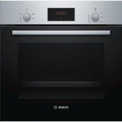 Bosch HHF113BR0B Built In Electric Single Oven S/Steel
