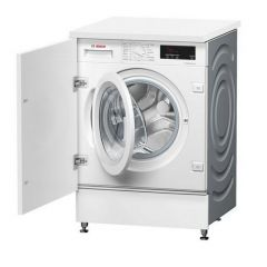 Bosch WIW28301GB Integrated 8kg 1400 Spin Washing Machine - White - A+++ Energy Rated