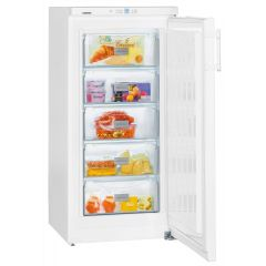 Liebherr GP2033 60cm wide tall smart frost freezer