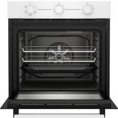 Beko CIFY71W AeroPerfectâ™ Built In Electric Single Oven - White - A Energy Rated