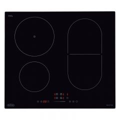 Belling IHL602 59cm Induction Hob - Black