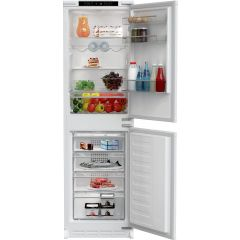 Blomberg KNM4563EI Integrated Frost Free Fridge Freezer - A+ Energy Rated