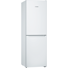Bosch KGN34NWEAG Frost Free Fridge Freezer - White - A++ Energy Rated