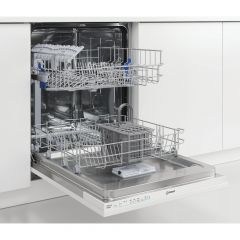 Indesit DIE2B19UK Integrated Full Size Dishwasher - 13 Place Settings
