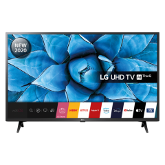 LG 43UN73006LC 43` 4K Ultra HD LED Smart TV with Ultra Surround Sound