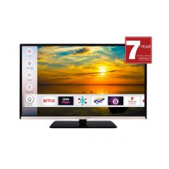 Mitchell + Brown JB-24SM1811 24` LED with Freeview HD Smart Freeview Play