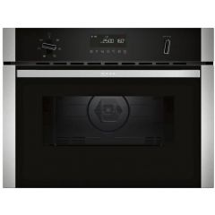 Neff C1AMG84N0B Neff C1AMG84N0B 44 Litre Combination Microwave - Stainless Steel