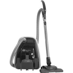 Sebo 92662GB Sebo Airbelt K1 Pro Bagged Cylinder Vacuum Cleaner Dark Grey