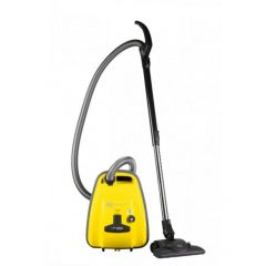 Sebo 92667GB Airbelt K1-Sun Bagged Cylindercleaner - Yellow