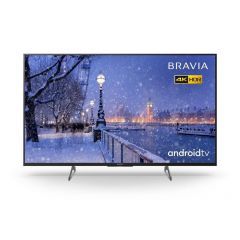Sony KD43XH8505BU 43` 4K HDR LED Android TV