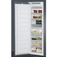 Whirlpool AFB18431 (N) Built-In Tall Freezer 55Cm, H. 177Cm, F, No Frost, Electronic Ui, Super Freez