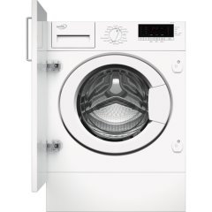 Zenith ZWMI7120 Built In 7kg 1200 Spin Washing Machine with Drum Clean - White